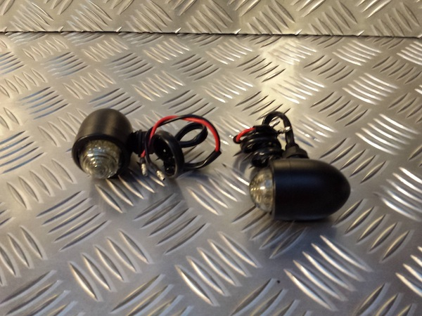 Cafe Racer Indicators