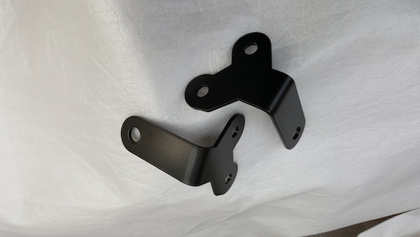 T120 Rear Indicator Brackets