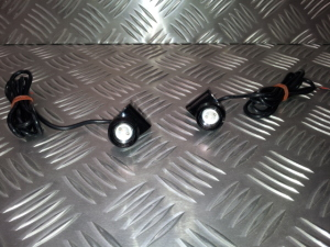 Projector Led Front  Indicator's from Triumph Custom Parts
