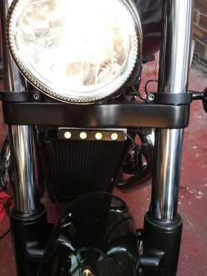 Projector Running Light's from Triumph Custom Parts