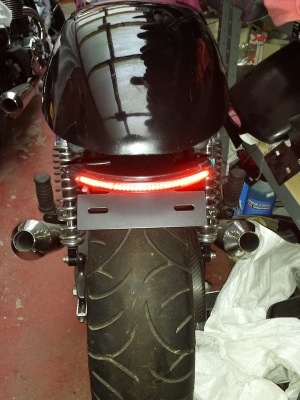 Led Strip Light Eliminator from Triumph Custom Parts