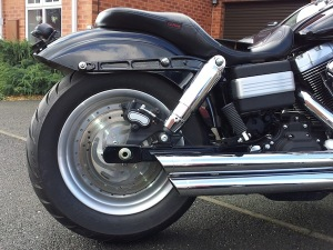 Fat Bob Rear Fender