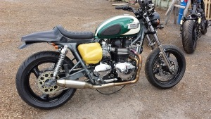 T100 Special from Triumph Custom Parts