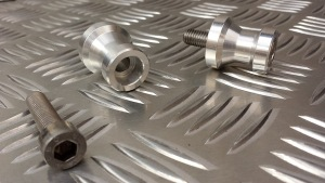 Bunji Bobbins from Triumph Custom Parts