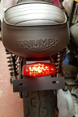T120 Lucas Led Fender Eliminator