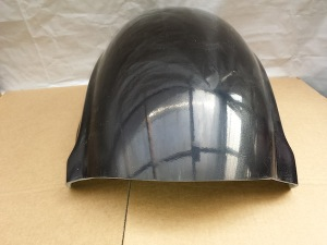 R3 SHORT REAR MUDGUARD from Triumph Custom Parts