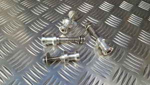Rocket 3 Bunji Bobbin's from Triumph Custom Parts
